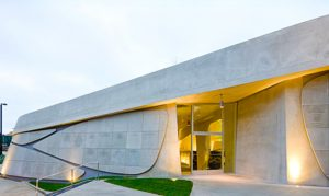 Los Angeles Museum of the Holocaust By Belzberg Architects
